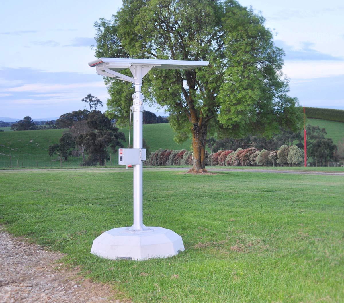 100W Ultra - Telescopic Pole