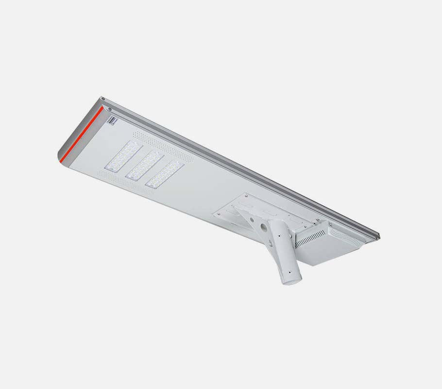 100W Ultra - Galvanised Pole
