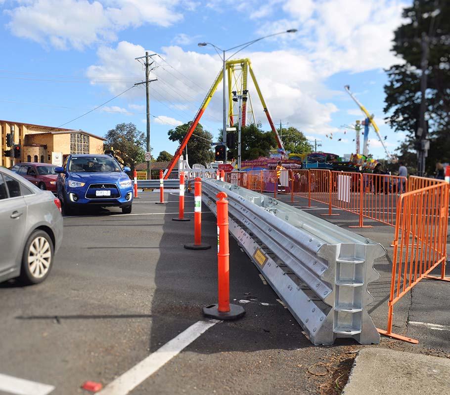 Ironman Hybrid Barrier
